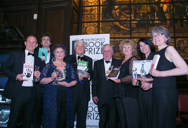 The People's Book Prize Winners